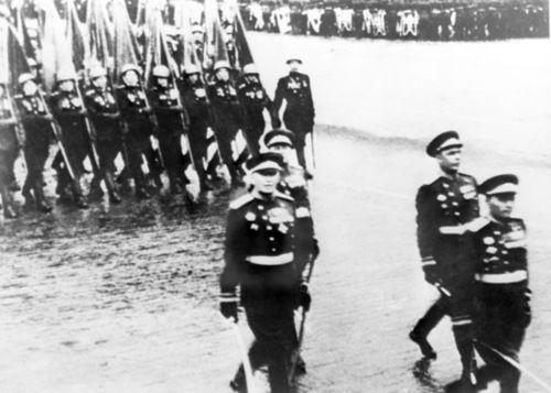 Desfile de la Victoria de 1945