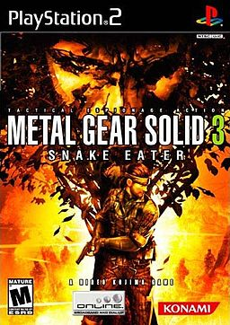 [PS2] Metal Gear Solid 3: Snake Eater (2005) - ENG - SUB ITA
